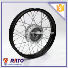 Good performance top brand steel motorcycl wheel