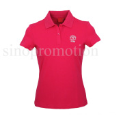 2015 Cotton T Shirt, Polo T-Shirt for Promotion/Advertising (TS006)