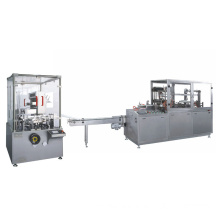 Translucent Film Packing and Cartoning Machine
