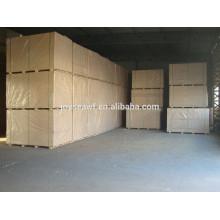 Panneau aggloméré tubulaire 2090x1180x33mm / 34mm / 38mm pour l'utilisation du noyau de la porte