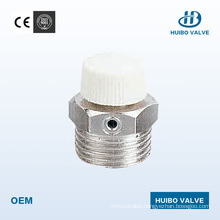 """Brass Radiator Safety Valve 1/4′′-1/2"""" Inch with High Quality"""