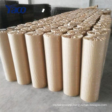 Low carbon steel welded wire mesh rolls prices