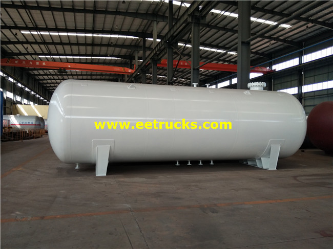 15000 Gallon Ammonia Gas Tanks