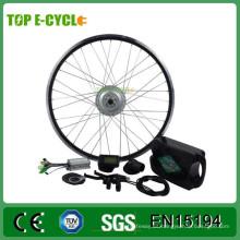 El fabricante de China monta fácilmente el equipo eléctrico trasero de la bicicleta de la rueda 36v 350w
