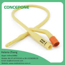 Medical Disposable Latex Foley Balloon Catheter 2 Way