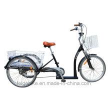"""Tricycle à bas prix de trike de cargaison de personnes âgées de haute qualité de 24 """"(FP-TRB-J011)"""