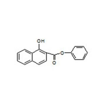 Phenyl 1-hydroxy-2-naphthoate CAS 132-54-7
