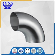 Forged seamless stainless steel elbow