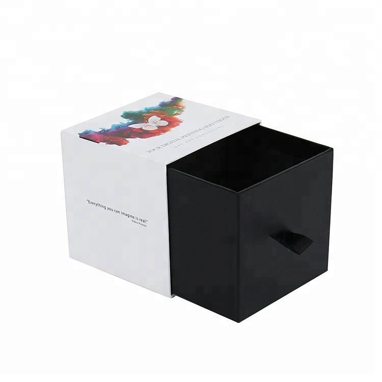 Small Custom Candle Packaging Paper Box