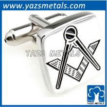 Embalagens / medalhas / moedas / marcadores / logótipos de metal masônico personalizados