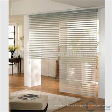 Las últimas cortinas del shangri-la del rodillo de la tela de la cebra del diseño para el hogar