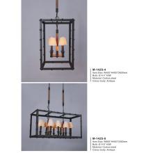 Restoration Pendant Chandelier Lighting (M-142S-4)