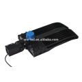 Lâmpada da caixa de sapata do diodo emissor de luz de 240 watts para a estrada do parque de estacionamento, Deslizamento Ftter, 5700K, revestimento de bronze escuro