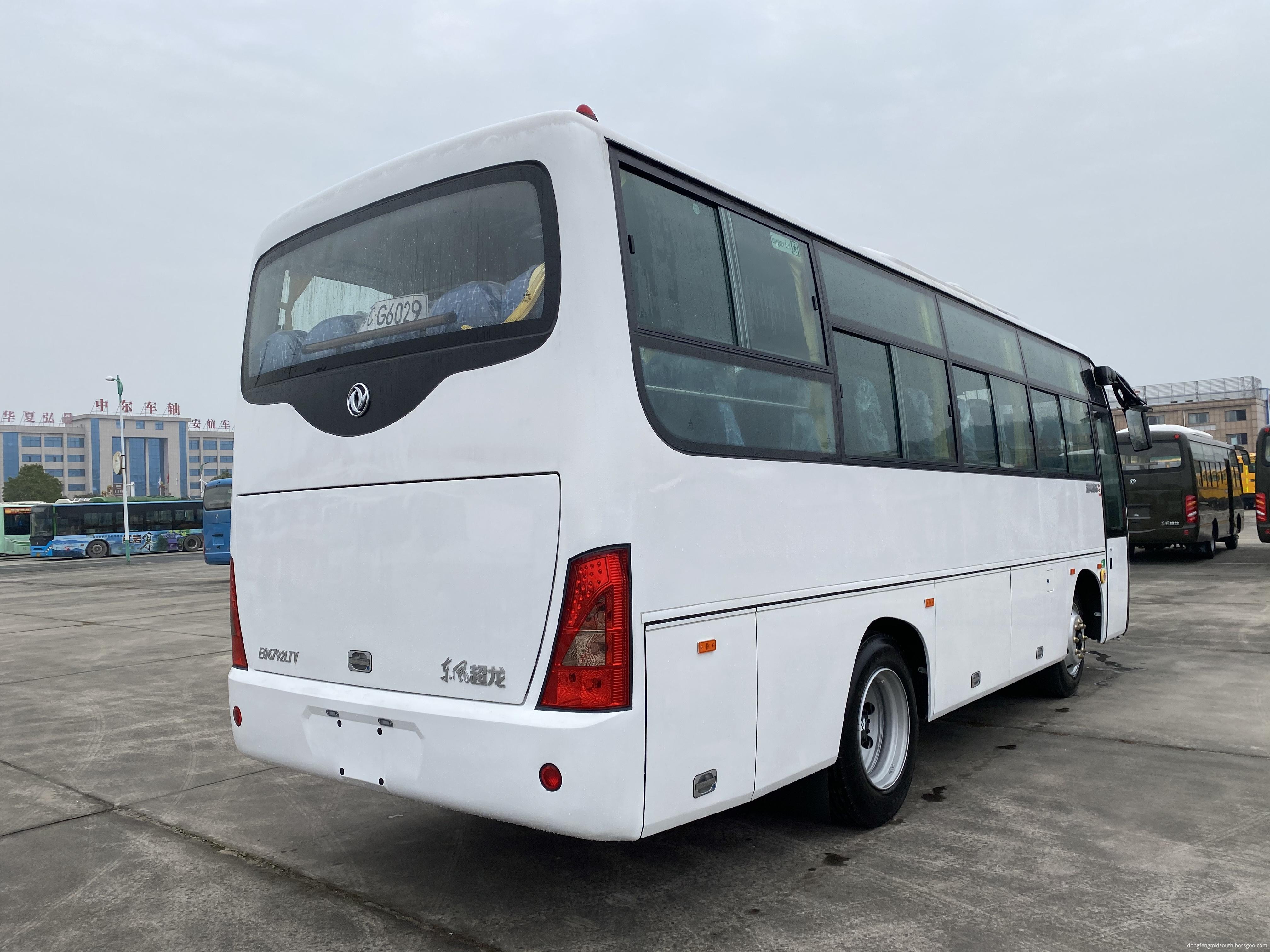Dongfeng 35 seats coach bus (4)
