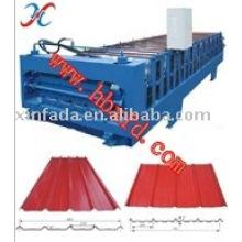 Máquina formadora de rodillos para la estructura de acero