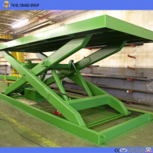 3t Warehouse Cargo Scissor Lift