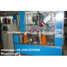 CNC automatic 4 axis high speed toilet brush machine