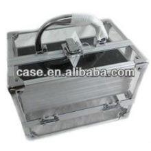 Alu-Exquisite kosmetische Case-Tool-box