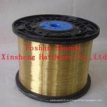 Проволочный резак EDM Латунный провод 0,15 мм