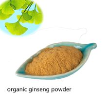 Comprar en línea polvo de ginseng orgánico a granel para la venta