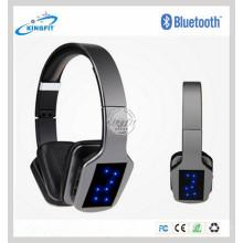 Светодиодный дисплей V4.0 Super Bass Bluetooth стерео наушники