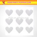 Custom Pantone Color Confetti Tissue Paper Confetti Shape In Round And Rectangle