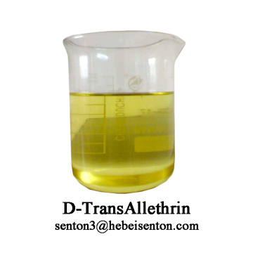 Kualitas D-Trans Allethrin Teknis