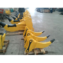 excavator ripper and quick coupler for Kubota
