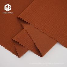 Tecido de sarja tricotado T / C 65/35 para vestuário