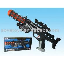 B / O armas de brinquedo de plástico