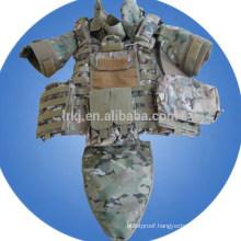 2017 Police/military full body armor bullet proof vest