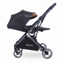 Kinderwagen 360 Rotationsfunktion Hot Mom Kinderwagen Kinderwagen mit Tragetasche