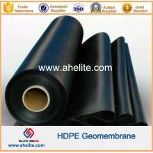 Surface lisse HDPE PVC EVA LLDPE LDPE Geomembranes