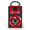 Outdoor Bluetooth Speaker Subwoofer LCD/TF/AUX/FM