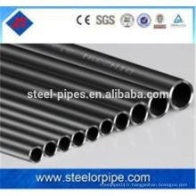 Paroi épais à haute précision 45 # petit tube en acier fabriqué en Chine