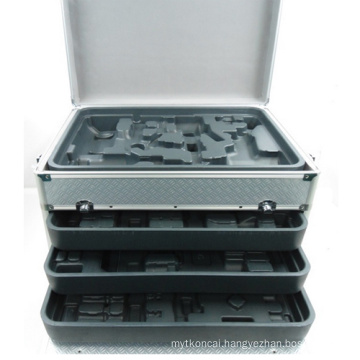 Aluminium Tool Case with Draws