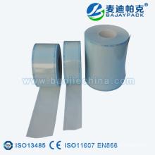 Termosellado desechable manicura set esterilización papel-plástico bobinado
