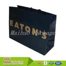 Guangzhou Factory High Quality Wholesale Cheap Custom Brand Fashion Paper Bag With Own Logo Printing