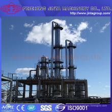 Équipement de distillation d'alcool Équipement de brassage d'alcool Équipement de distillation d'alcool 95% -99,9%