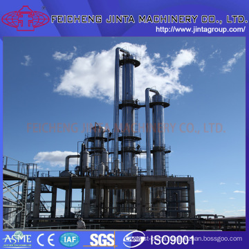 Alcohol Distillation Equipment China Manufacture