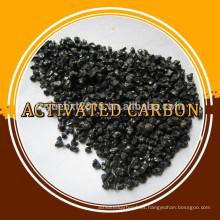 Carbón activado granular para la purificación de agua potable