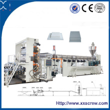 PP PE Foamed Sheets Extrusion Line (SJW Series)