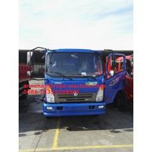 Sinotruk 37B2C 4x2 camiones volquete etiopía a la venta