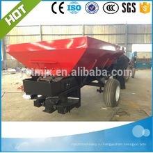 Трактор перетащите органические удобрения разбрасыватель/разбрасыватель для продажи