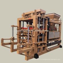 400*150*200 полый блок QT6-15 строительный блок делая машину