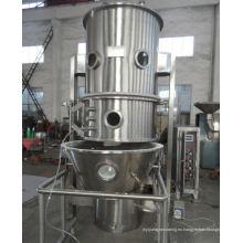Secador de granulación del mezclador de ebullición de la serie de 2017 FL, maíz de sequía de los SS en el compartimiento del grano, secador de espray vertical del vacío