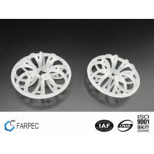 High Quality Plastic Rosette Ring