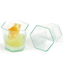 PS / PP Taza de plástico desechable Copa de agua Copa de bebidas