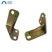 Custom welded steel brackets
