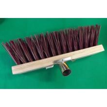 Czdy-0027 PP Filamento Escoba de madera para la limpieza